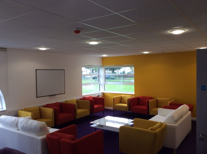 Staff Room Refurbishment Woodside Contract Services Limited