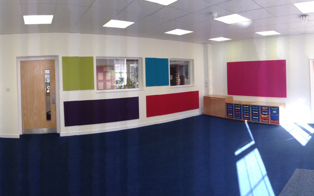 Classroom Refurbishments