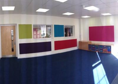 Classroom Refurbishments