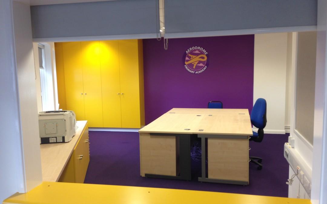 Main Office Refurbishment