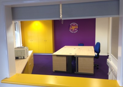 Main Office Refurbishment