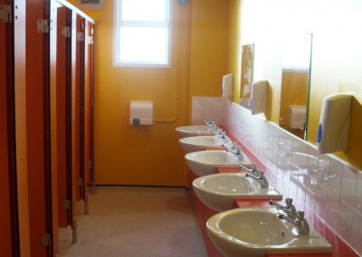 WC Refurbishments