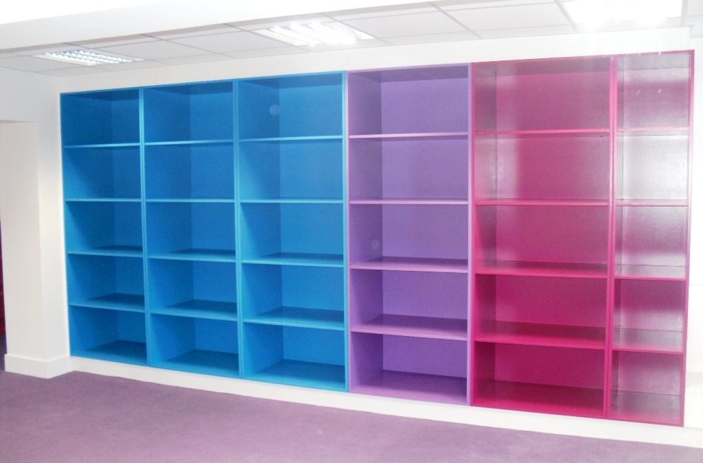 Storage & Class Areas
