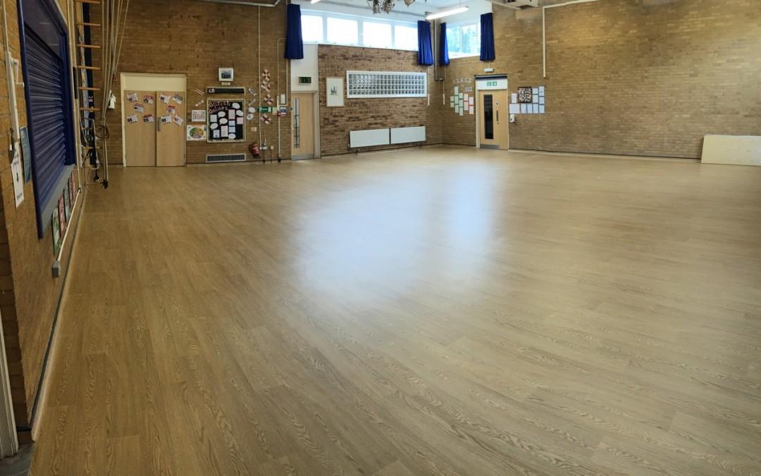 Hall Refurbishment