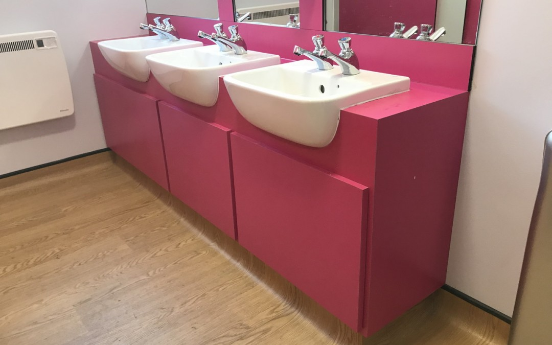 Toilets Refurbishment