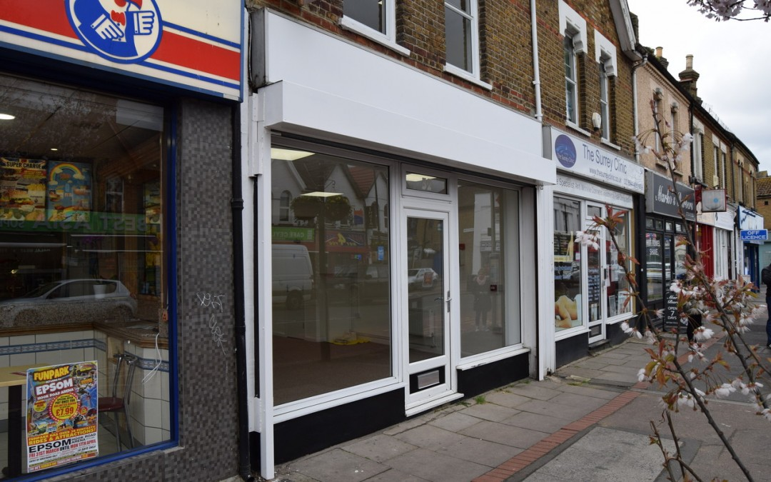 Commercial Retail Unit Refurbishment